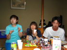 2009夏合宿
